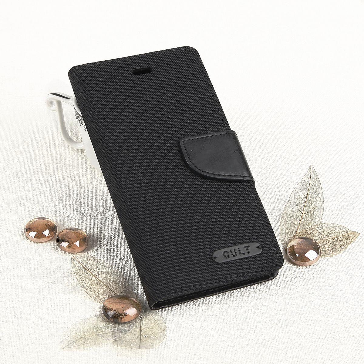 Pouzdro Fancy Case na Samsung A41 - černé Ego Mobile