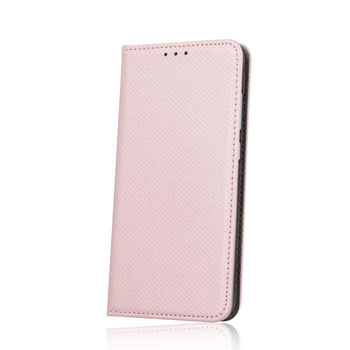 Pouzdro Sligo Smart pro Samsung A32 5G - Magnet - růžovo zlaté Sligo Case