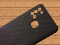 Jelly Case Samsung M51 - Air - černé