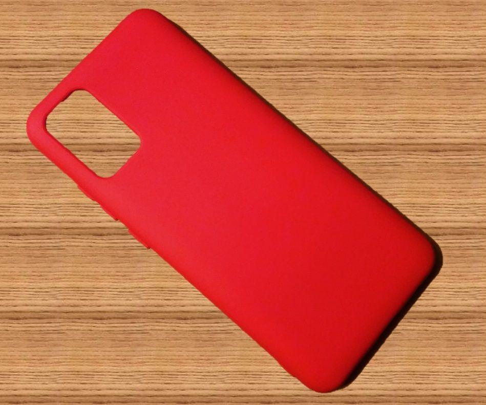 Pouzdro Jelly Case na Xiaomi Redmi 9 - Silicon - červené