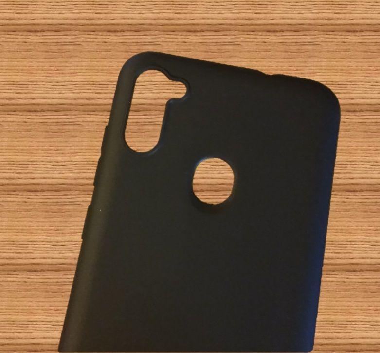 Jelly Case na Samsung A11 - Matt - černé