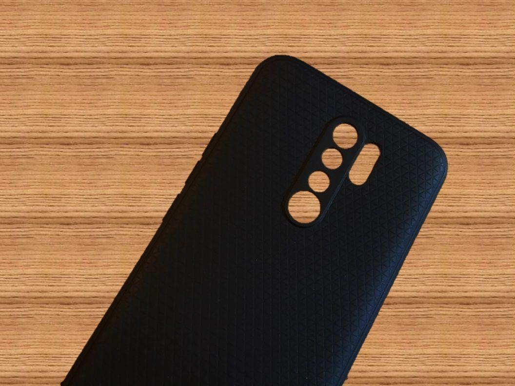 Jelly Case Xiaomi Mi 9 - Air - černé