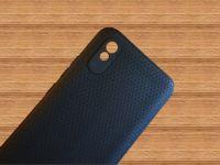 Jelly Case Xiaomi Redmi 9A - Air - černé