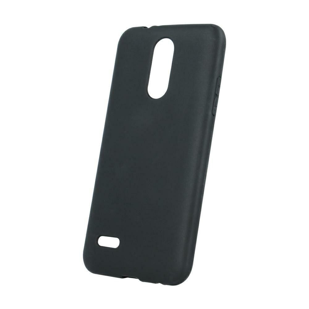 Pouzdro Jelly Case na Realme 8 5G - Matt - černé