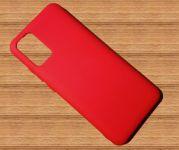Pouzdro Jelly Case na Samsung A02s - Silicon - červené