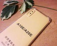 Pouzdro Jelly Case na Samsung A10E / A20E - Anti-shock - čiré