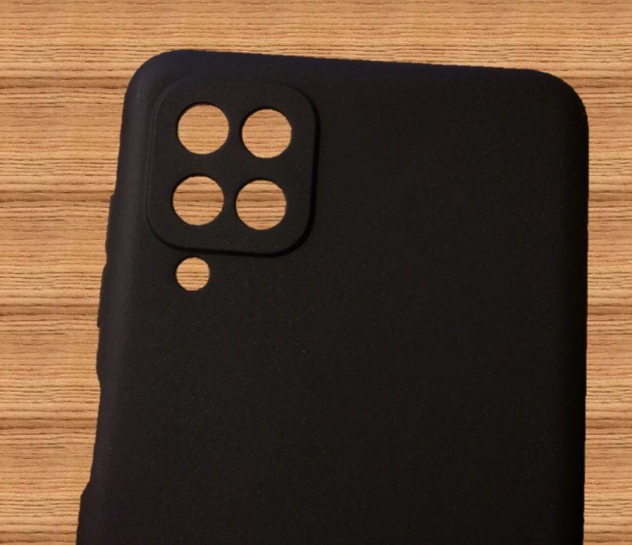 Pouzdro Jelly Case na Samsung A12 - Matt - černé