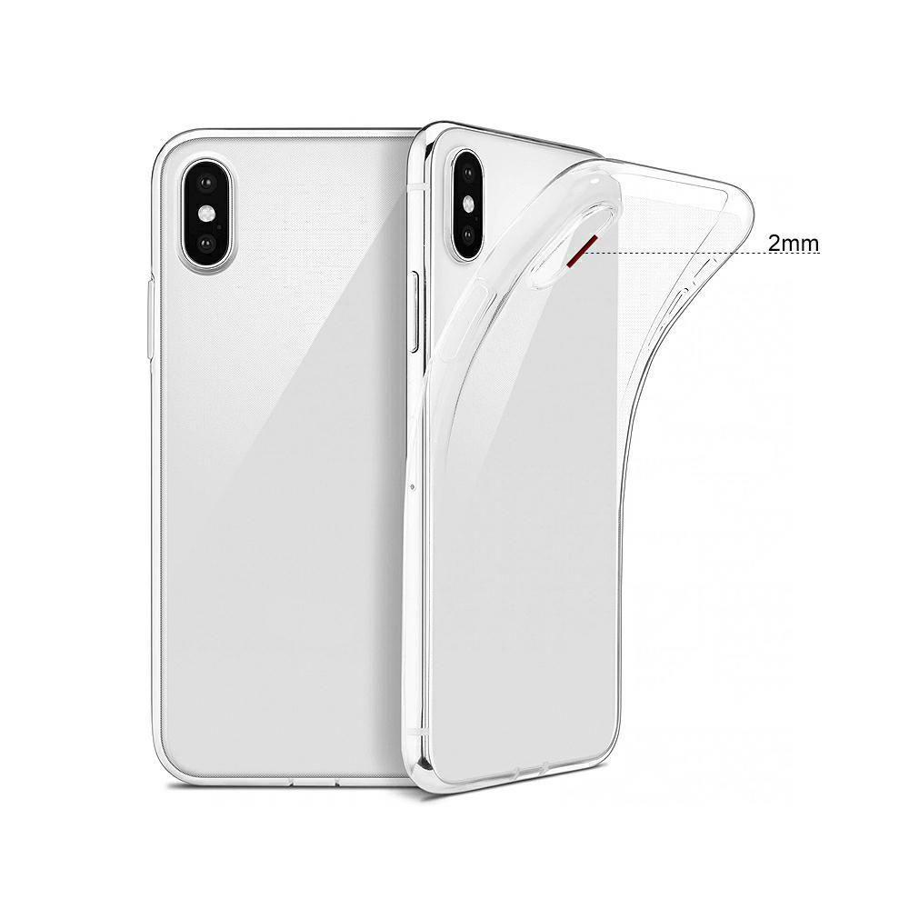 Pouzdro Jelly Case na Samsung M51 - 2mm - čiré