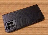 Pouzdro Sligo Smart pro Realme 8 / Realme 8 Pro - Magnet - černé