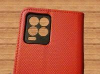 Pouzdro Sligo Smart pro Realme 8 / Realme 8 Pro - Magnet - červené