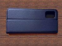 Pouzdro Sligo Smart pro Samsung A31 - Magnet - granátové