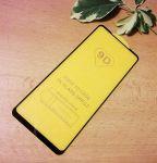 Unipha 9D tvrzené sklo pro Xiaomi Redmi 9 - 5907551303824 - černé