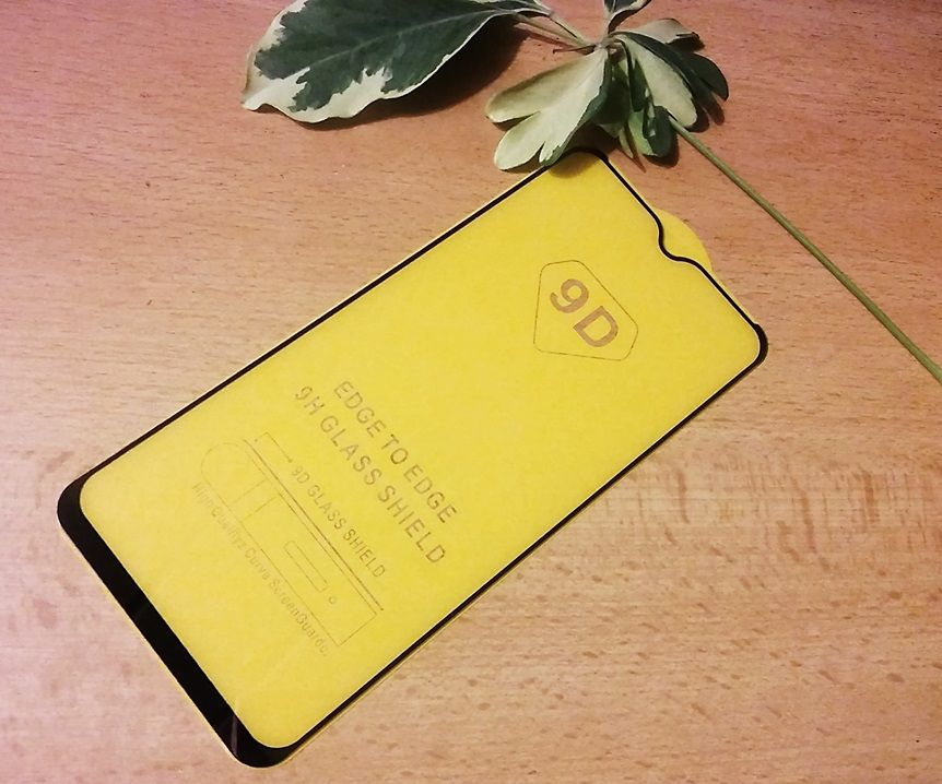 Unipha 9D tvrzené sklo pro Xiaomi Redmi 9 - 5907551303190 - černé